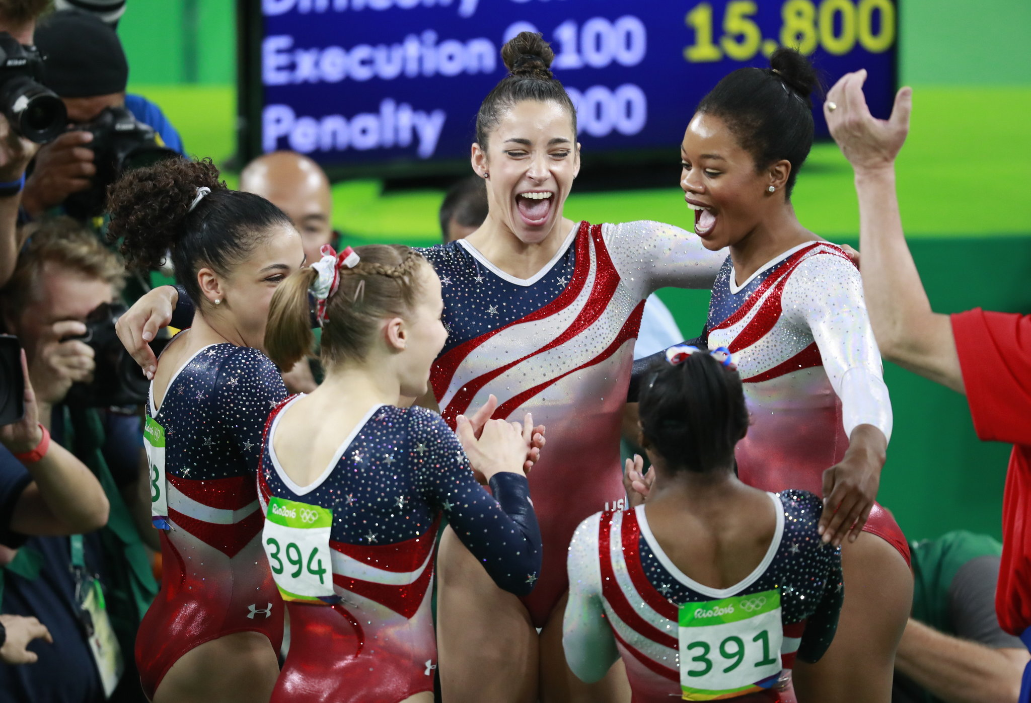 Lawsuits force USA Gymnastics to file for Bankruptcy