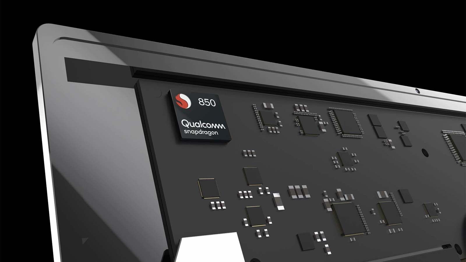 Qualcomm Reveals Its First Laptop-only Chip