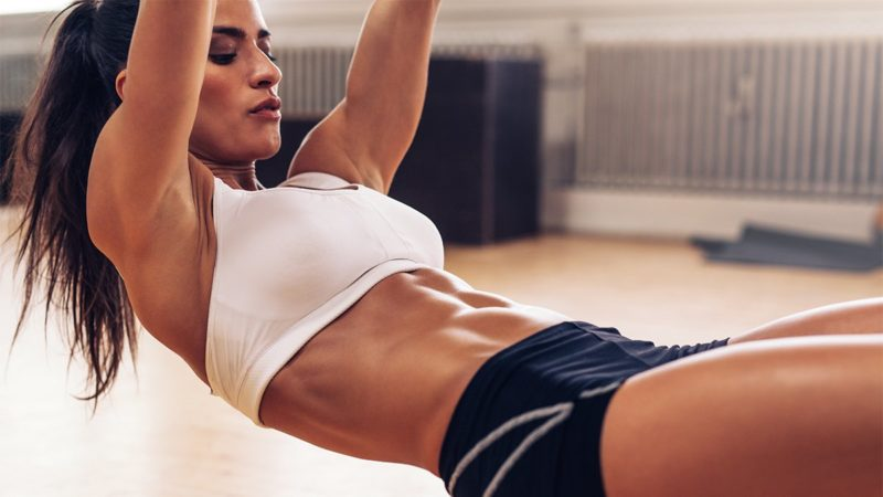Steel Abs: Get Them Showing in Time for Spring