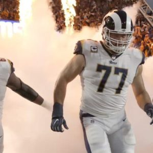 Top 5 run blocking O-lines – Fantasy impact