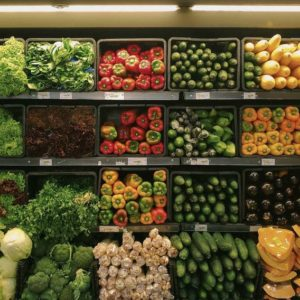 How a 'Smart Supermarket' could do away with plastic packaging