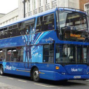 Just what we needed dept.: An air-filtering diesel bus